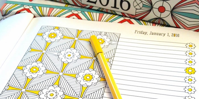Coloring Books for Adults Are Good for Creativity, and Selling in the Millions