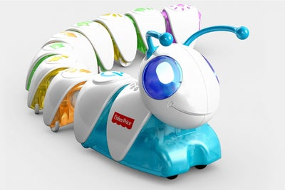Fisher-Price's Cute New Toy Aims to Teach Preschoolers the Basics of C...