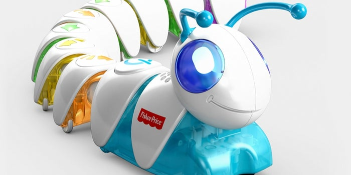 Fisher-Price's Cute New Toy Aims to Teach Preschoolers the Basics of Computer Programming