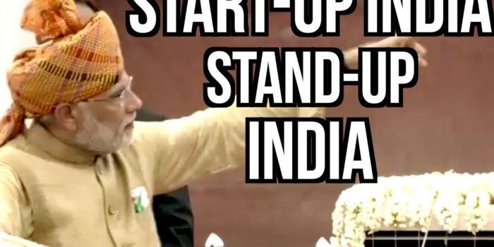 Uber, SoftBank, Google to join Modi's 'Startup India'