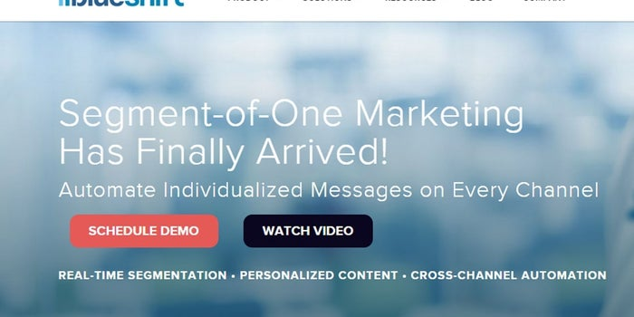 How Blueshift is enabling marketers to automate individualize messages