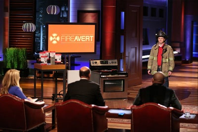 'Shark Tank' Recap: Math Sinks an Offer That Would Have 'Burned' a Fir...
