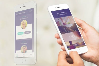 Insta-Zen: New App Connects You With a Coach or Therapist Over Live Vi...