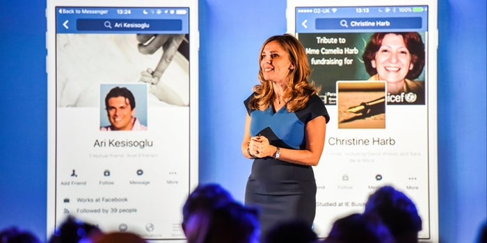 Facebook Vice President- EMEA, Nicola Mendelsohn, On Setting Your Enterprise On A Growth Trajectory