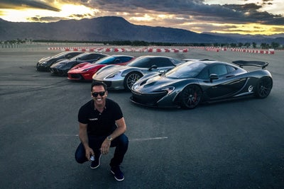 How to Get Paid Millions to Drive Your Dream 'Supercar'