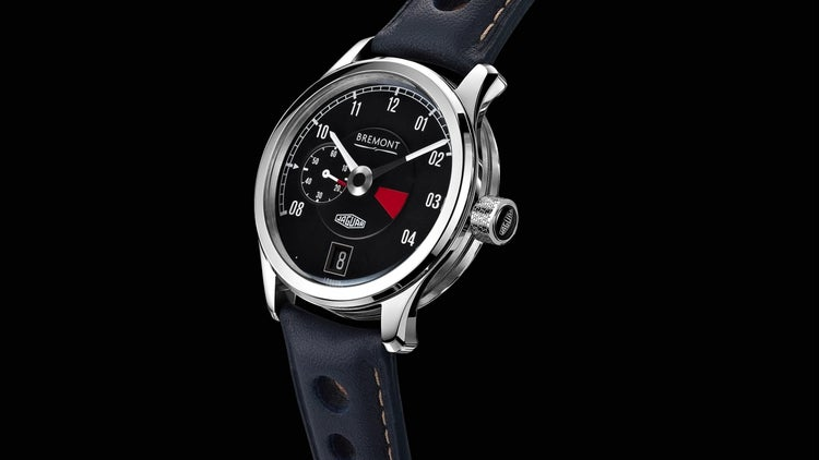 The Executive Selection: Bremont Jaguar MKI