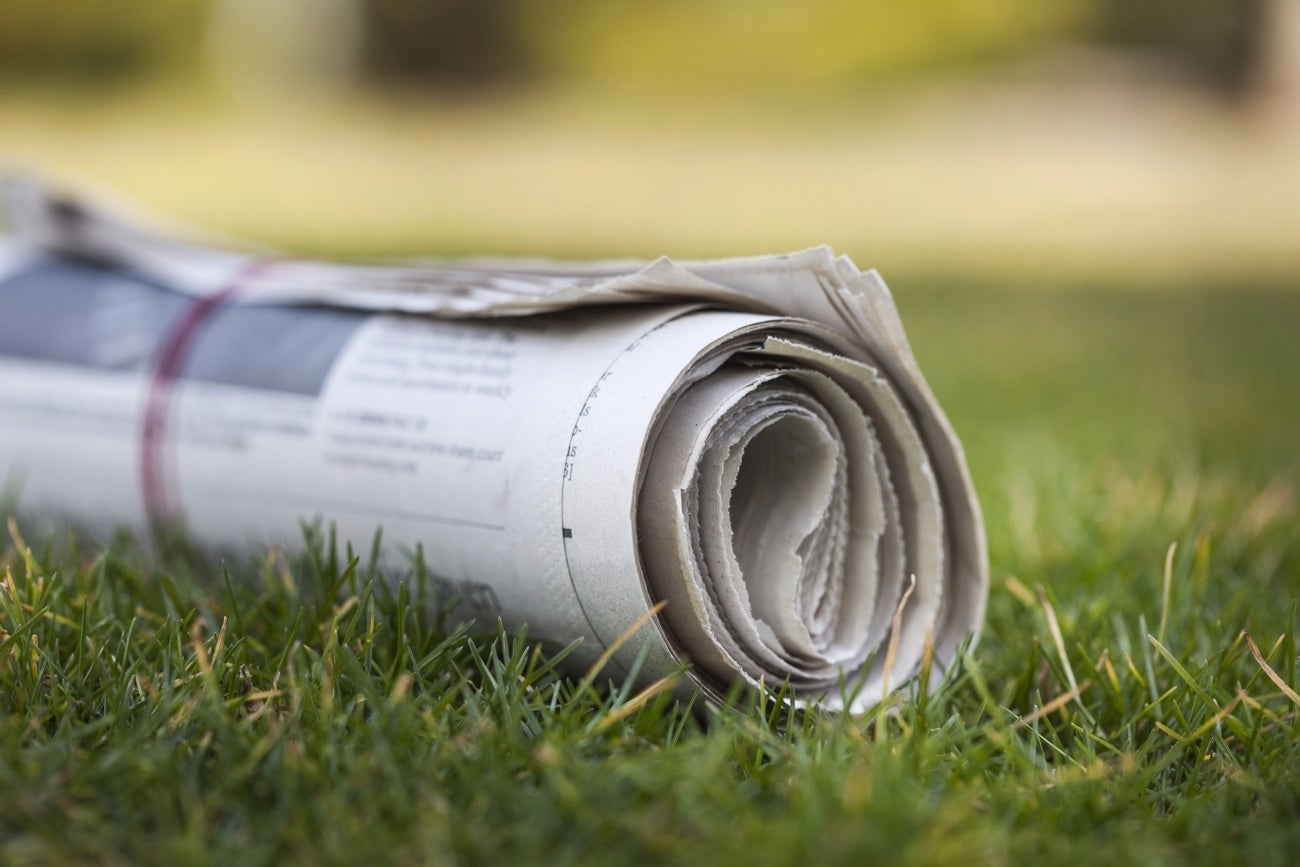 money lessons i learned delivering newspapers to rich people