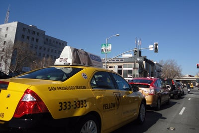 San Francisco's Largest Yellow Cab Company Files for Bankruptcy Protec...
