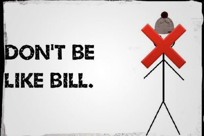 Hate That Stupid 'Be Like Bill' Meme All Over Facebook? Here's How to...