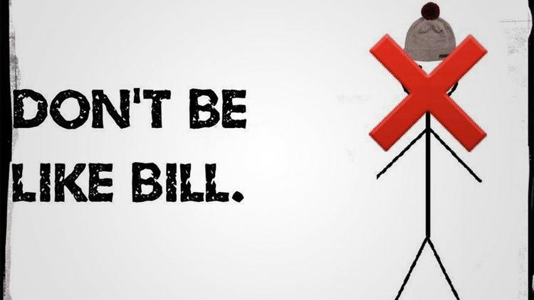 Hate That Stupid 'Be Like Bill' Meme All Over Facebook? Here's How to Make it Stop.