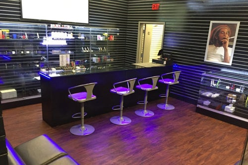 Vape Lounge Owner Wants to Spark Cigarette Downturn
