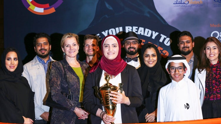 Get In The Ring Qatar: Six Entrepreneurs Throw The Punches