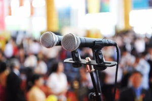 Sound Advice: Three Ways To Ensure Your Voice Doesn't Fail You Onstage
