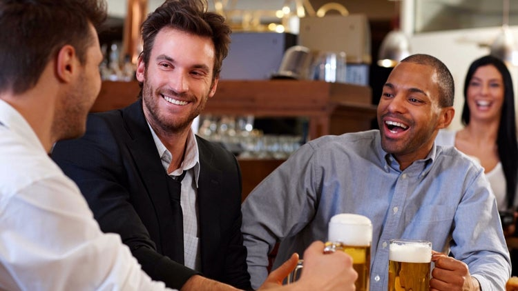 How to Navigate Happy Hour When You're the Boss
