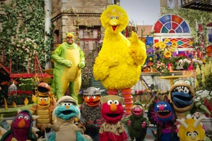 Sesame Street Launches VC Arm to Influence Tech for Kids