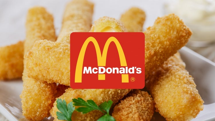 McDonald's Mozzarella Sticks Are at the Center of a New Lawsuit