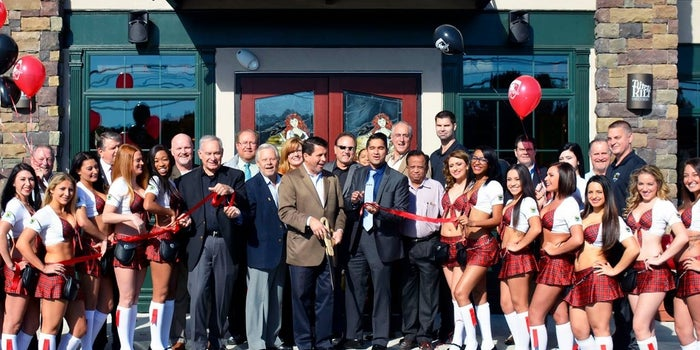 This Franchisee Turned His After-School Job Into a Business