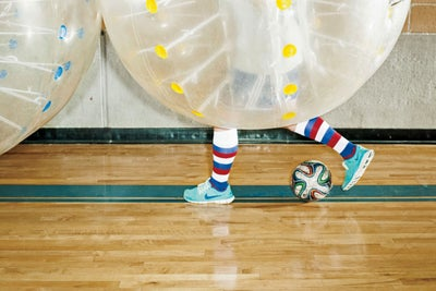 How a Couple of College Kids Turned a Silly Sport into a Booming Busin...
