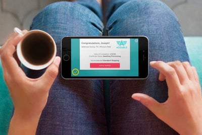 This App Helps Students Navigate the Road to Getting Their Driver's Li...