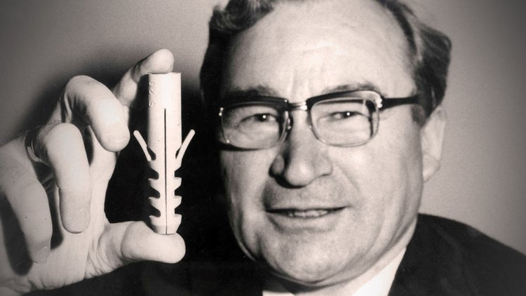 Inventor Artur Fischer, Who Held More Than 1,100 Patents, Dies at 96