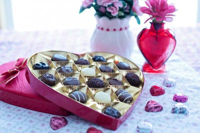 From Candy, to Flowers to Cards, Valentine's Day Is Good Business (Inf...