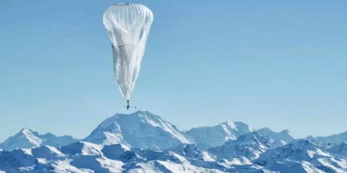 Google's Internet Balloons Are Landing in Sri Lanka