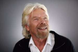 'Screw It, Just Do It': Exclusive Video Interview With Richard Branson