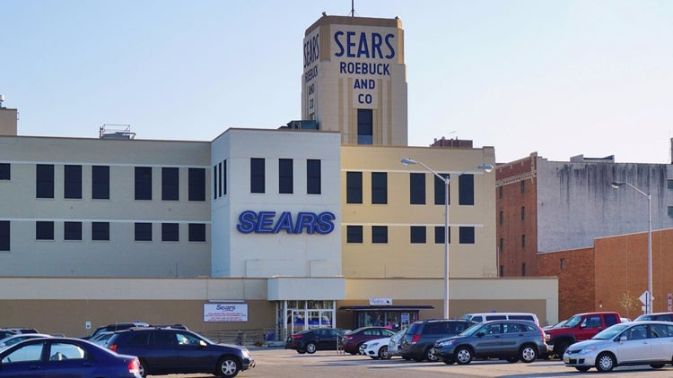 What Sears Taught Amazon About Business