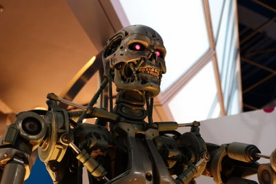 Is a Robot the 'New Entrepreneur'?