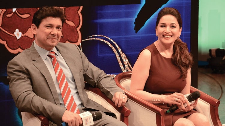 This Is How Madhuri Dixit Nene Is Amalgamating Her Creativity And Business