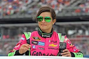 NASCAR Star Danica Patrick Takes Lyft Customers for a Ride