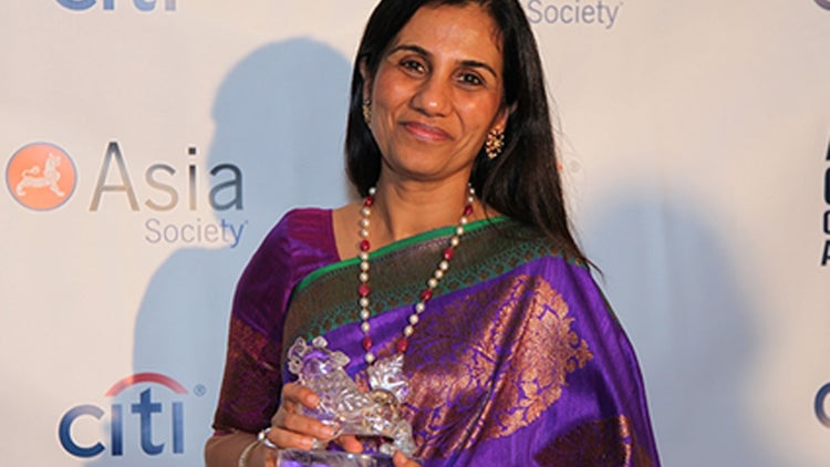 8 Pearls of Wisdom by Ace Banker Chanda Kochhar to Inspire Every Woman