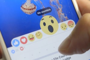 Facebook Officially Expands Beyond the Like With Reactions