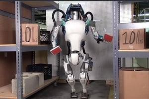 Alphabet's Boston Dynamics Presents the 'Next Generation' Atlas Robot