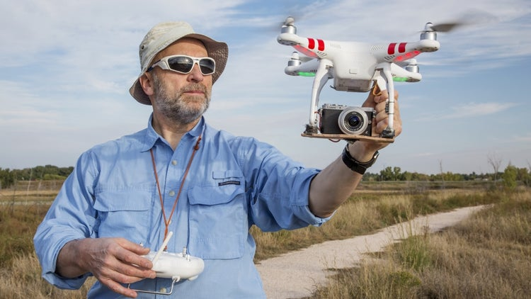 You Can Now Get a College Minor in Drone Aviation