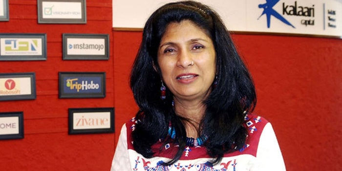 Being a woman investor is not any different, says Vani Kola