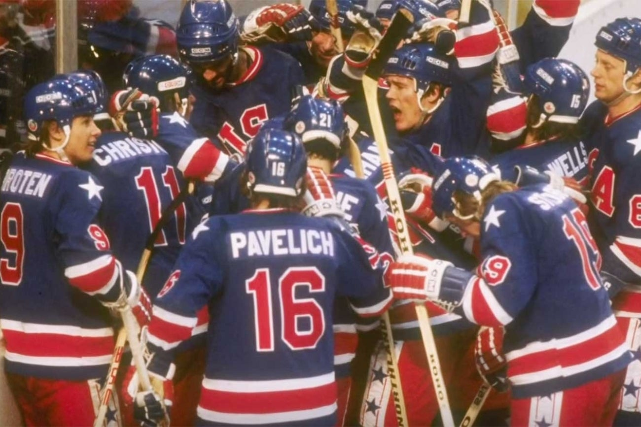 1980 usa hockey team essay The united states of america takes the 1980 olympic hockey gold medal right , the former team usa member who was one of the last players cut for the 1980 team.