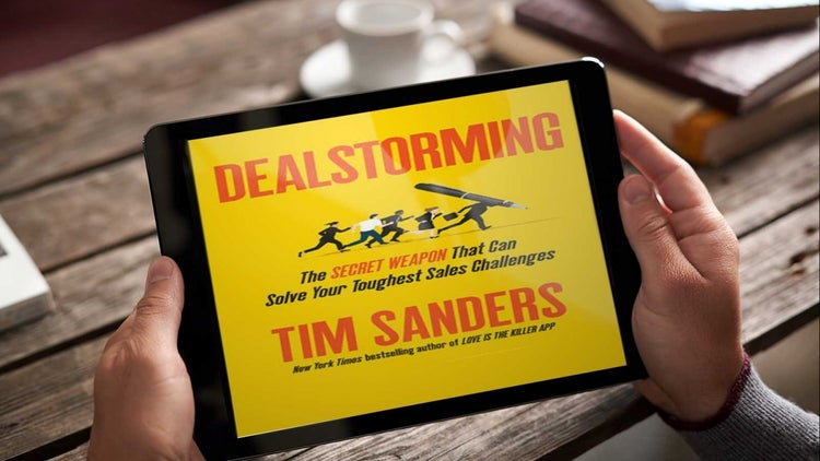 Dealstorming Will Help You Sell More