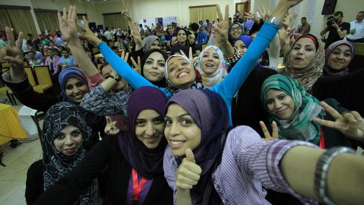 Supporting Startups In Gaza: A Mentor's Experience In Palestine