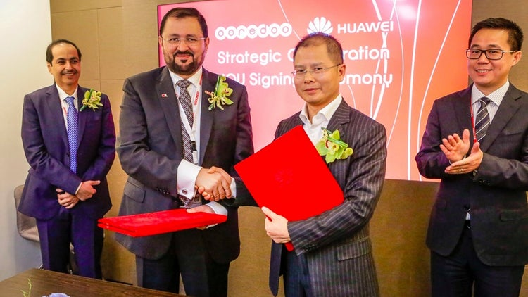 Ooredoo And Huawei Collaborate For Innovation Lab In Qatar