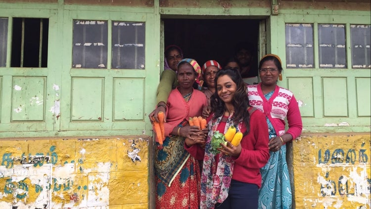 Working With Women in Rural India