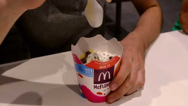 The Easter Bunny's About to Get 'McFlurried' in Australia