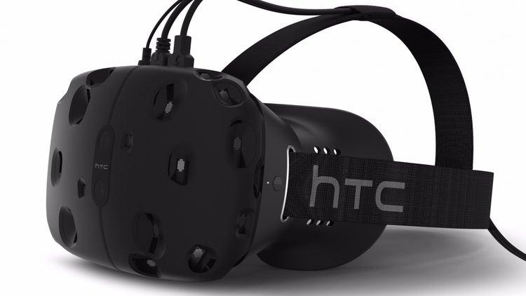 CES 2016 Highlights: HTC Vive Pre