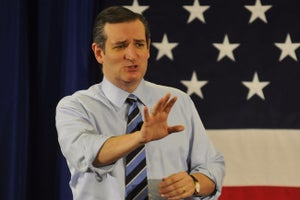 Brain Break: Watch This Hilarious 'Bad Lip Reading' of Ted Cruz