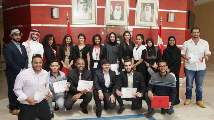 Towards A More Inclusive Society: Canadian University Dubai Students Develop Efhamni, An Emirati Sign Language App