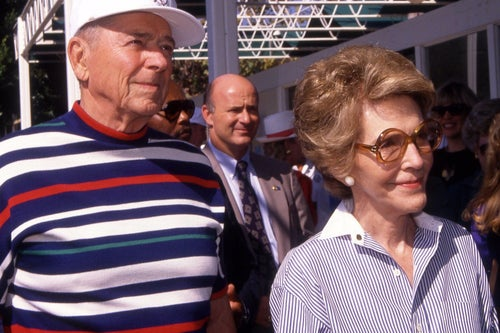 Nancy Reagan Proved the Power of Partners in Leadership