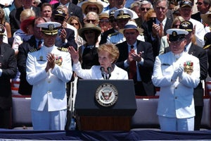 Honoring Nancy Reagan: 10 of The Former First Lady's Most Memorable Quotes