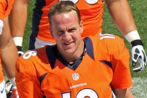 Peyton Manning Is a Legend Going Out on Top -- the Way it Should Be