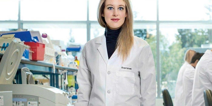 Theranos Is Dealt Another Blow, With 'Abnormal' Results In New Lab Study