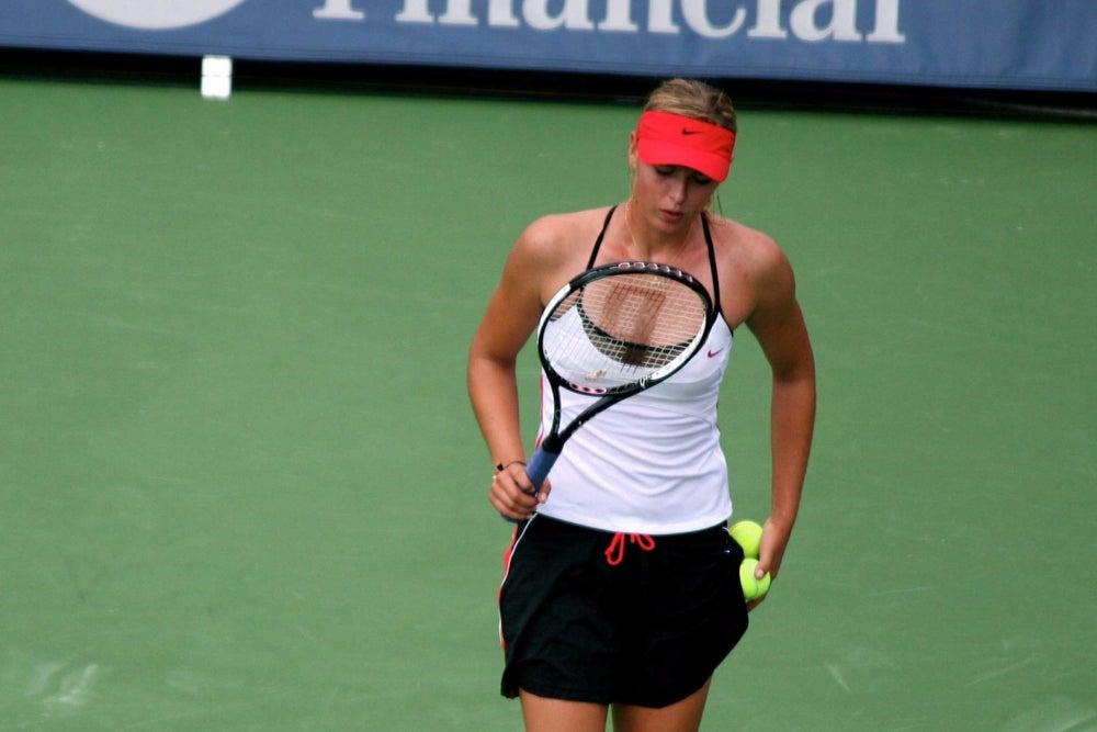 Maria Sharapova and 6 Athletes Who Lost Their Nike Endorsements